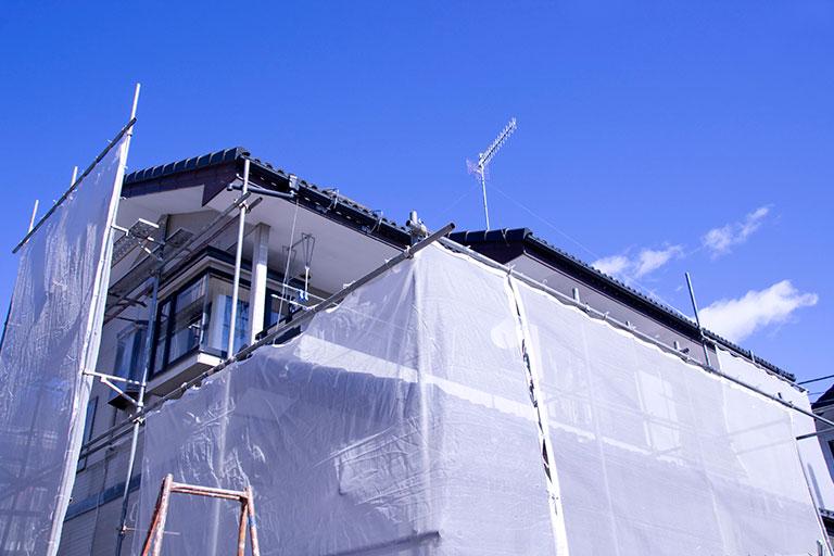 外壁塗装・屋根