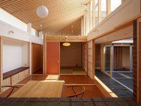 陽の光があふれる家