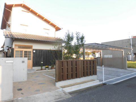 倉敷 新築 和風 A邸